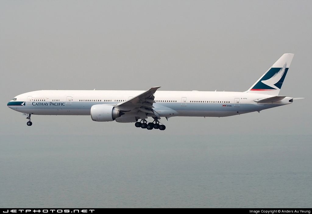 Photo of B-KPG Boeing 777-367ER by Anders Au Yeung