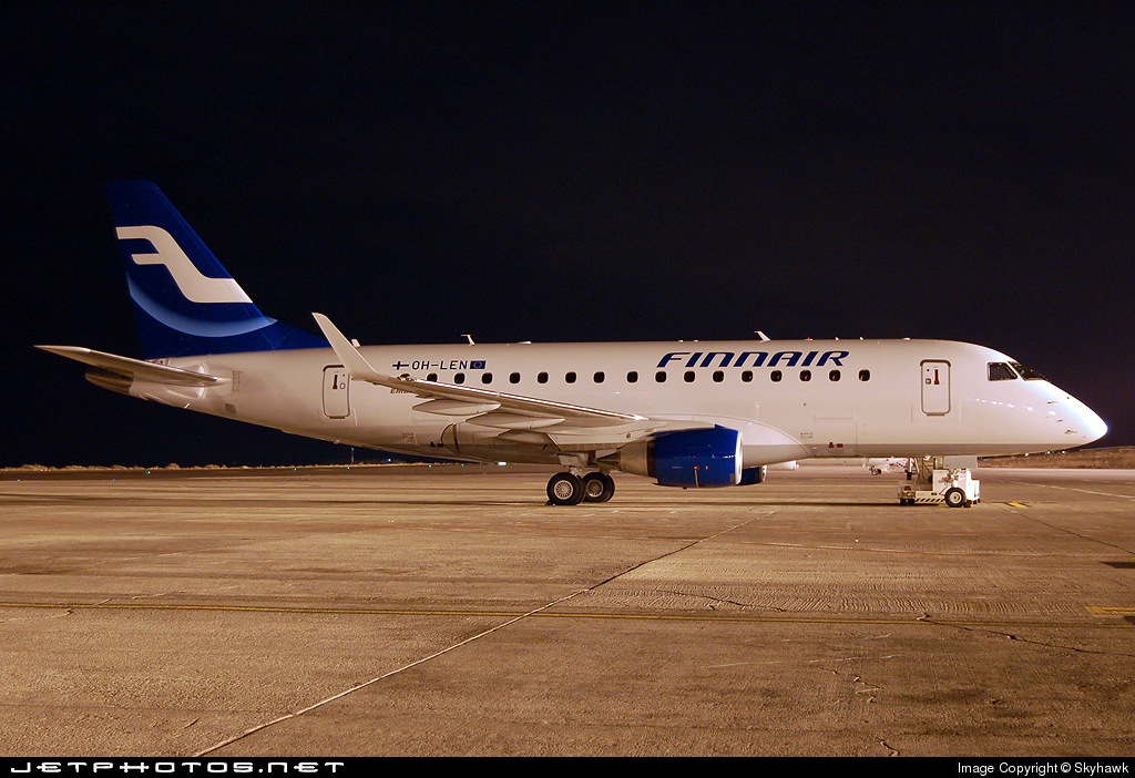 Photo of OH-LEN Embraer 170-100STD by Christian A. Amado