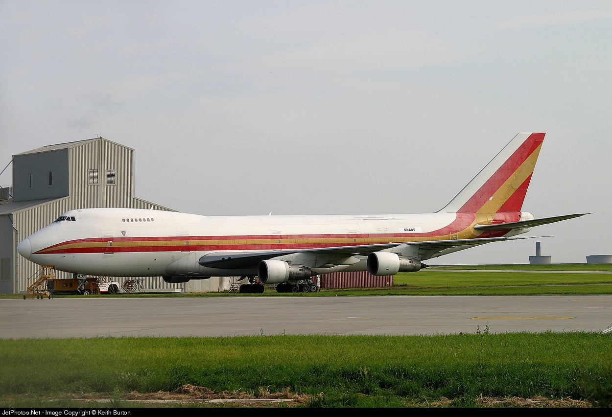 Photo of S2-ADT Boeing 747-268F(SCD) by Keith Burton
