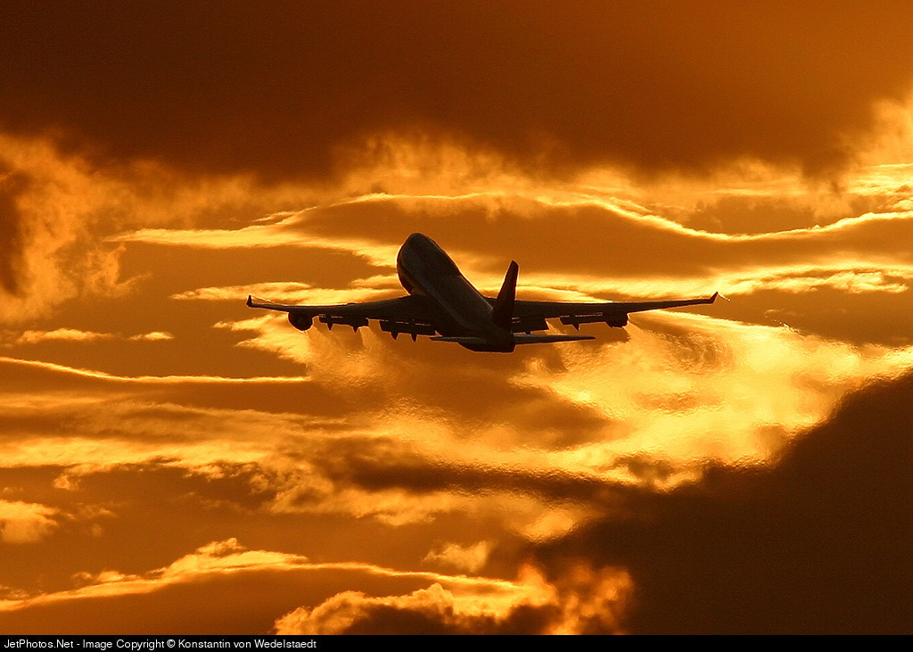 Photo of  Boeing 747-430 by Konstantin von Wedelstaedt