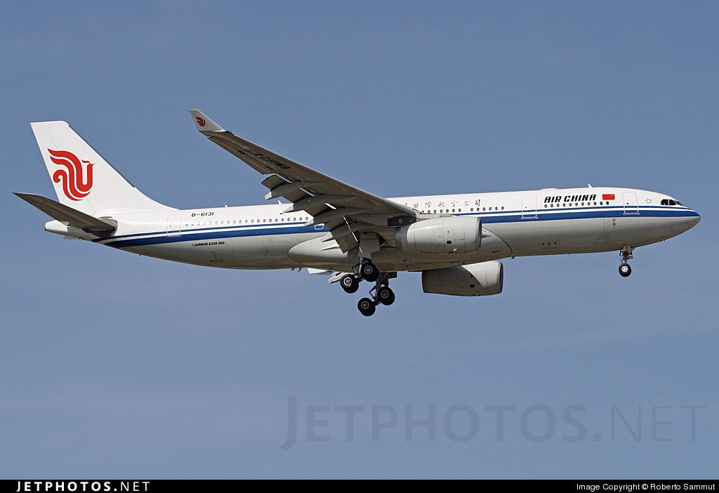 Photo of B-6131 Airbus A330-243 by Roberto Sammut