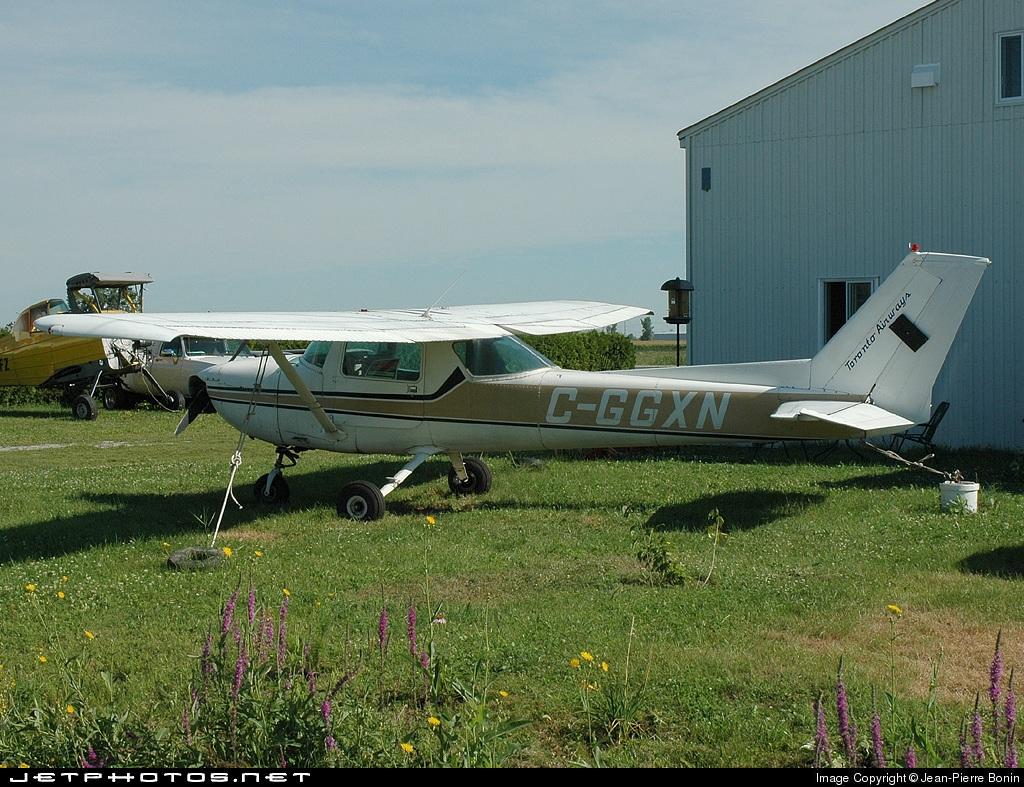 Photo of C-GGXN Cessna 150L by Jean-Pierre Bonin