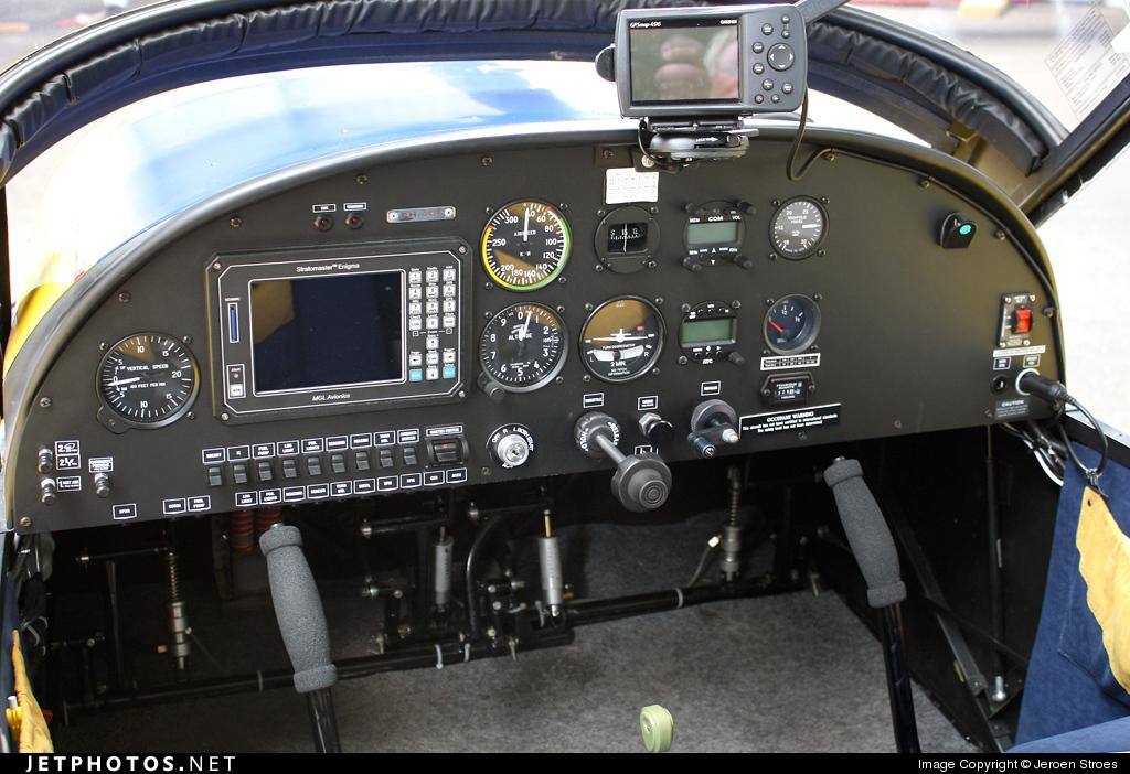 Photo of PH-4C6 Evektor-Aerotechnik EV97 Eurostar by Jeroen Stroes