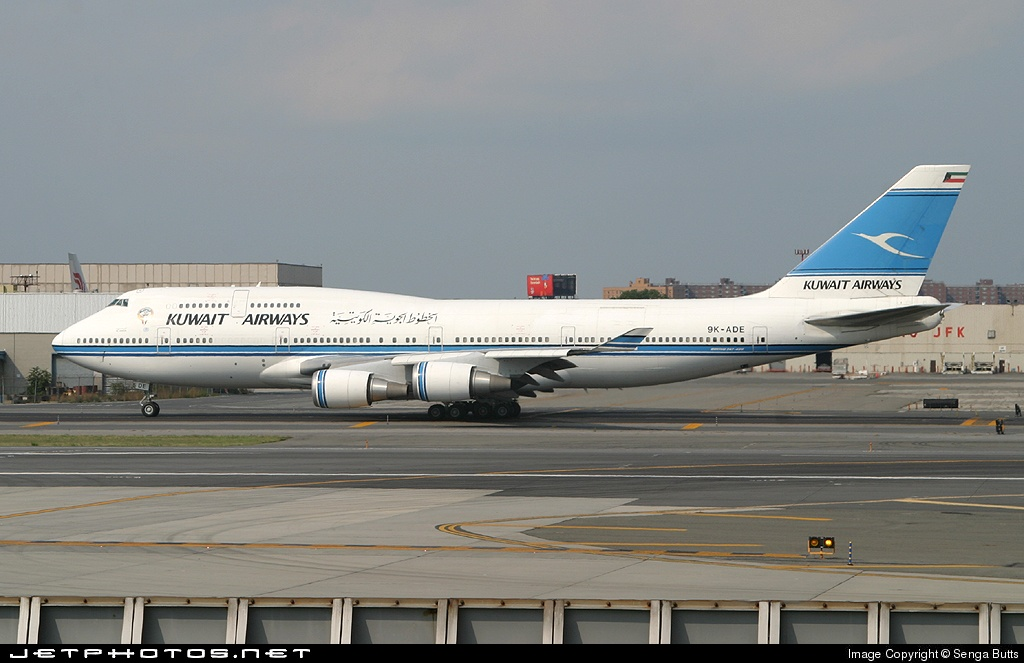 Photo of 9K-ADE Boeing 747-469(M) by Senga Butts