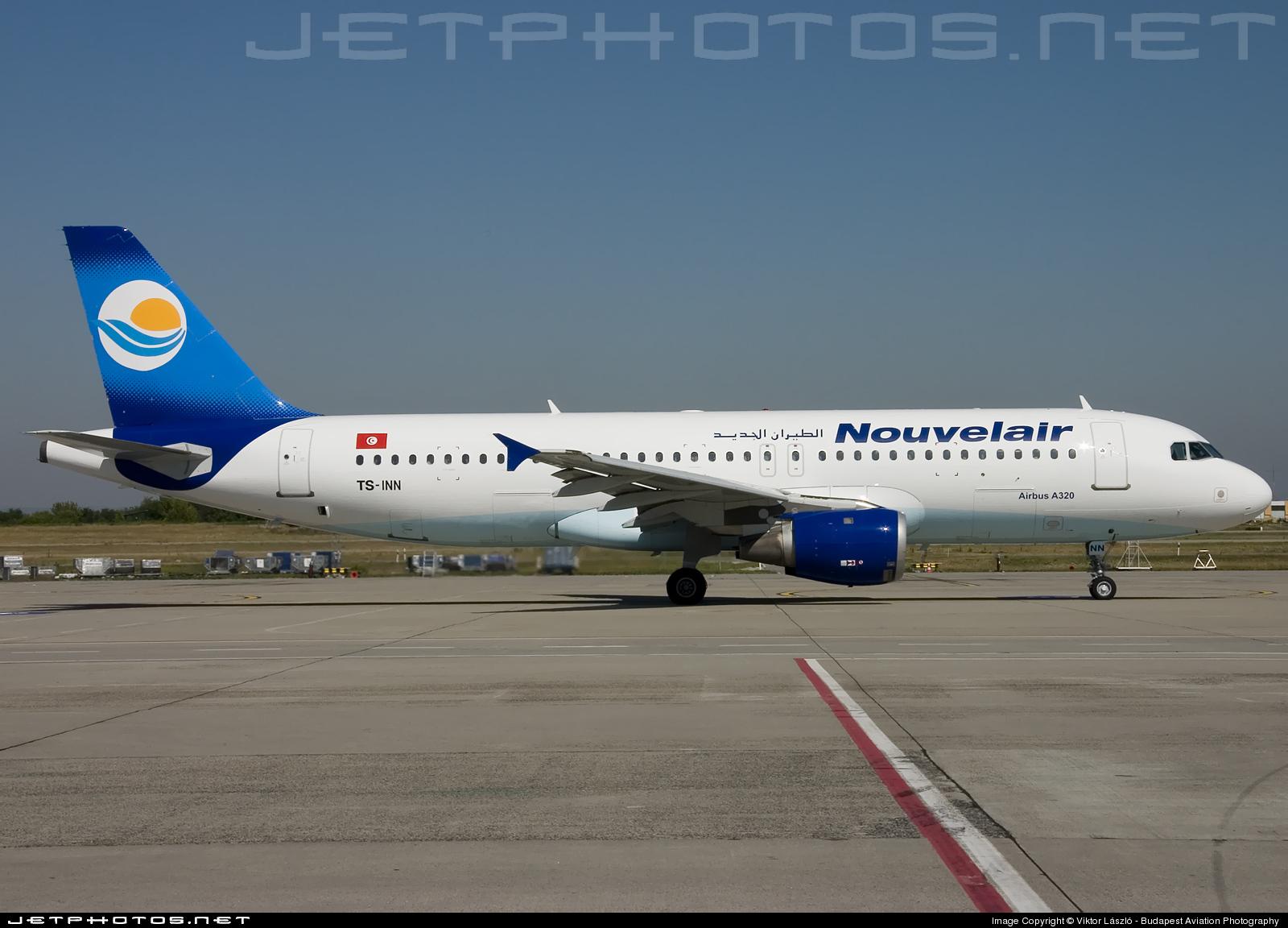 Photo of TS-INN Airbus A320-212 by Viktor László - Budapest Aviation Photography
