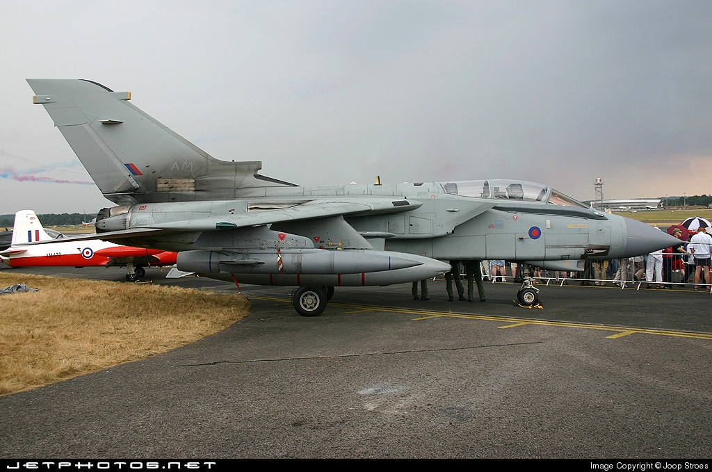 Photo of ZD715 Panavia Tornado GR.4 by Joop Stroes - NYCAviation