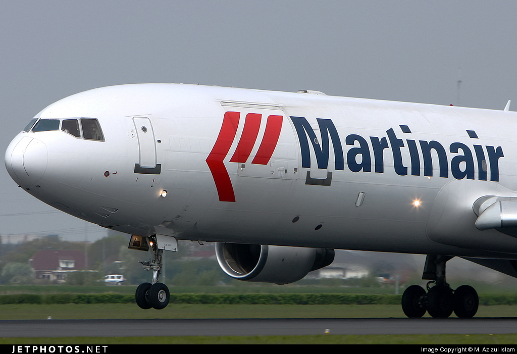Photo of PH-MCW McDonnell Douglas MD-11(F) by M. Azizul Islam
