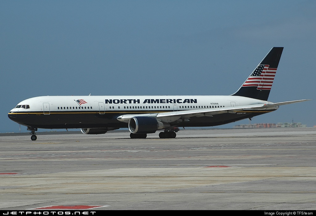 Photo of N760NA Boeing 767-39H(ER) by TFS/team