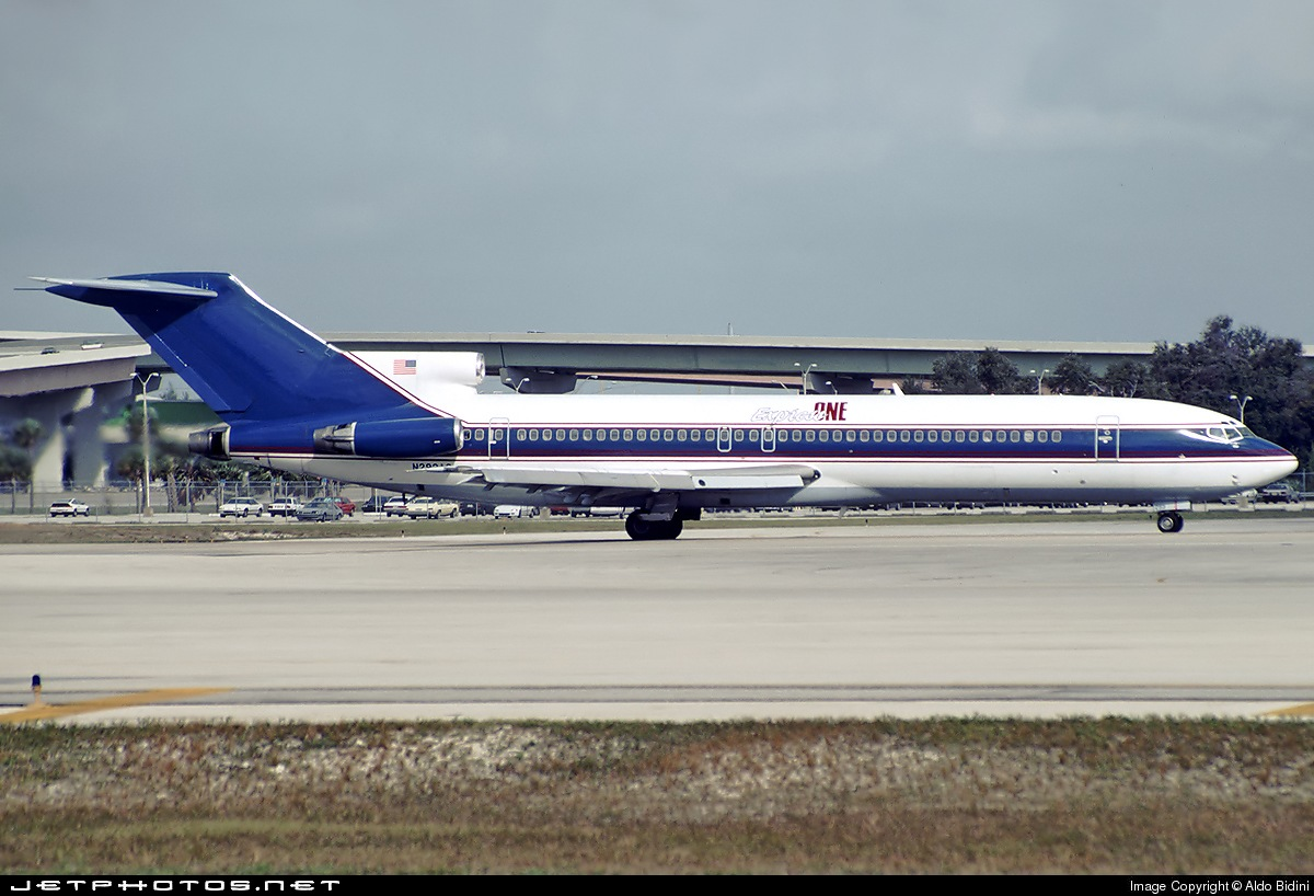 Photo of N293AS Boeing 727-212(Adv) by Aldo Bidini