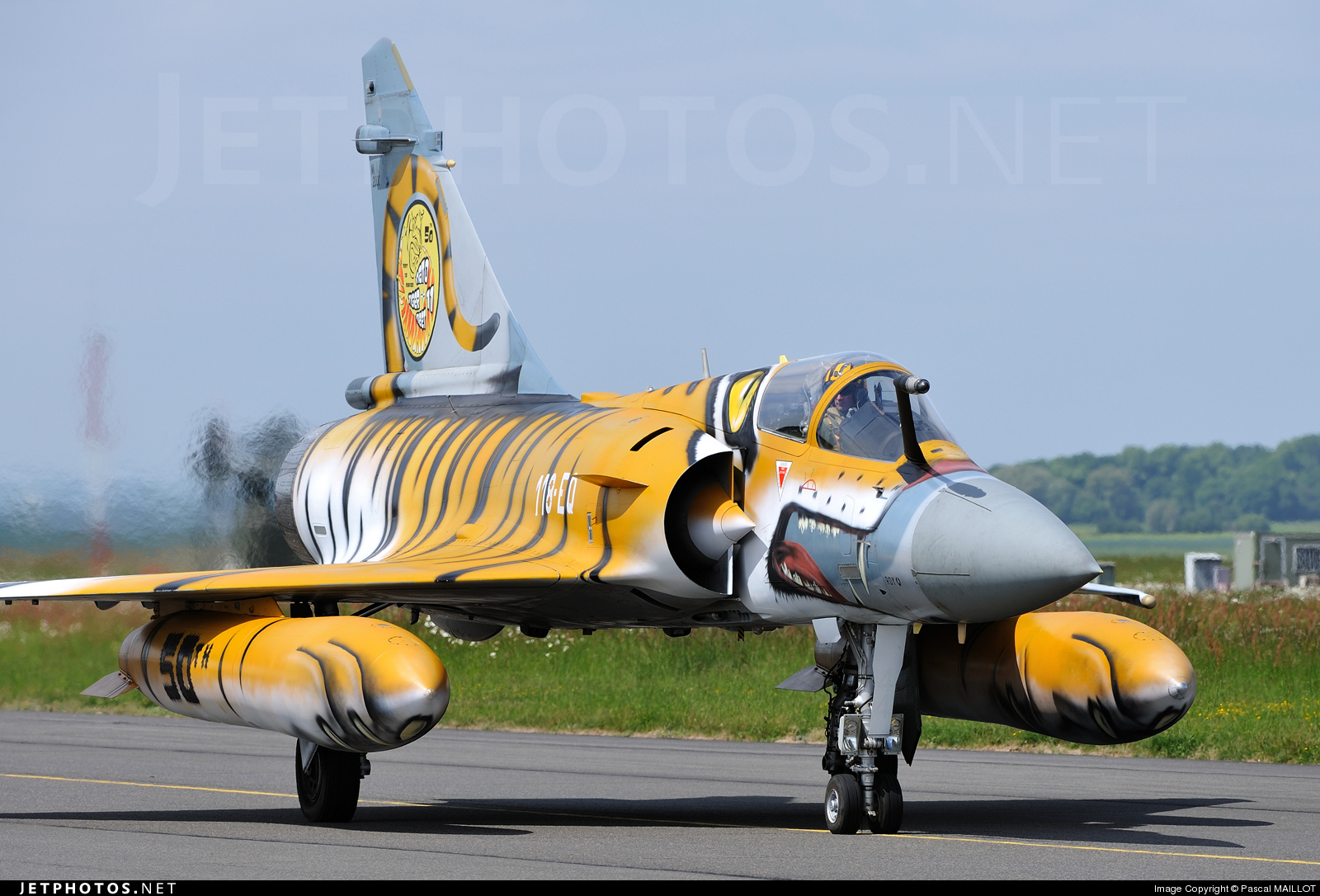 Photo of 44 / 118-EQ Dassault Mirage 2000-5F by Pascal MAILLOT