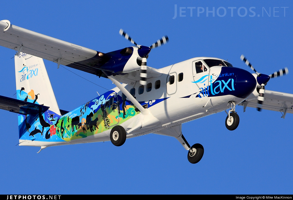 Photo of C-GLKB De Havilland Canada DHC-6-300 Twin Otter by Mike MacKinnon