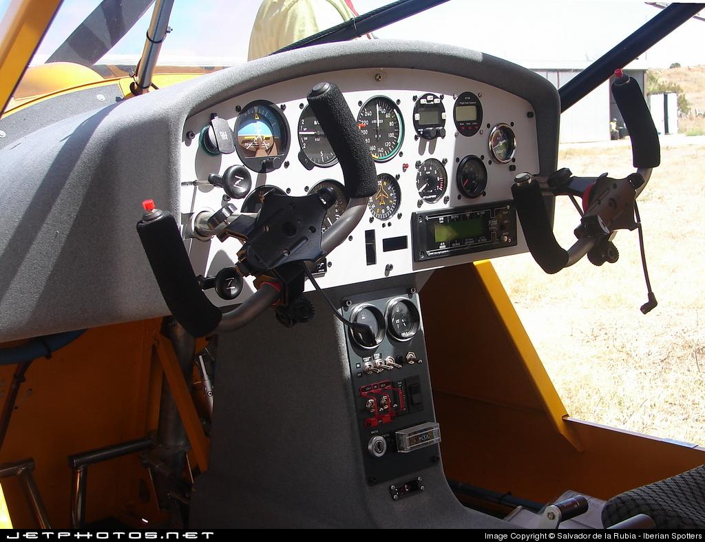 Photo of EC-FJ3 Aeroprakt A22 Foxbat by Salvador de la Rubia - Iberian Spotters