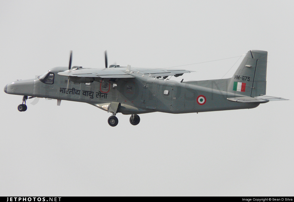 Photo of HM673 Dornier Do-228-201 by Sean D Silva