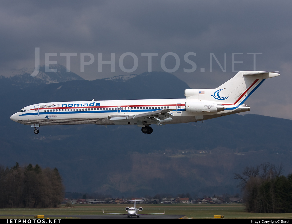 Photo of N727M Boeing 727-221(Adv) by Borut