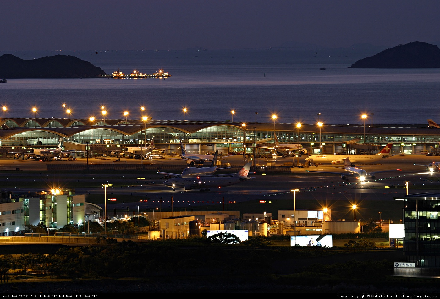 Photo of VHHH Airport by Colin Parker - AirTeamImages