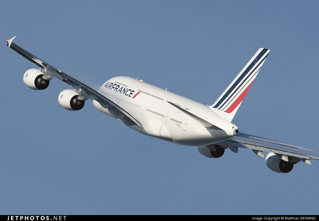 Photo of F-HPJA Airbus A380-861 by Matthias SENAND