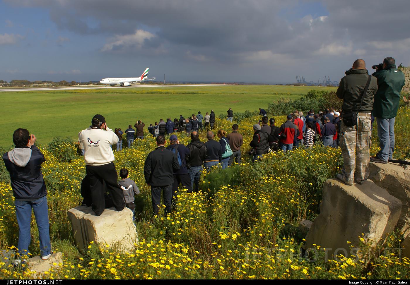 Photo of LMML Airport by Ryan Paul Galea - Aerospray