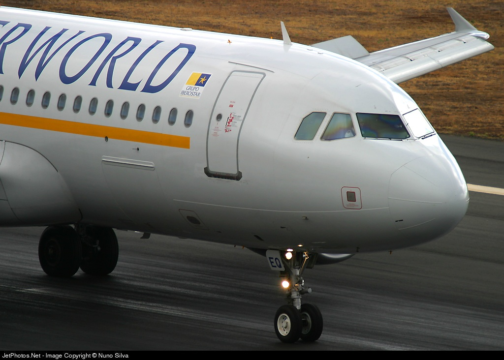 Photo of EC-IEQ Airbus A320-214 by Nuno Silva