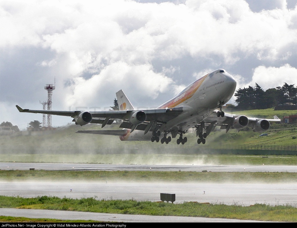 Photo of TF-AMA Boeing 747-412 by Vidal Méndez-Atlantic Aviation Photography
