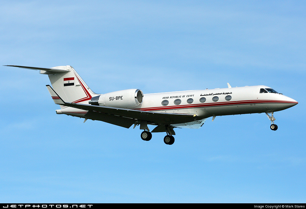 Photo of SU-BPE Gulfstream G400 by Mark Stares