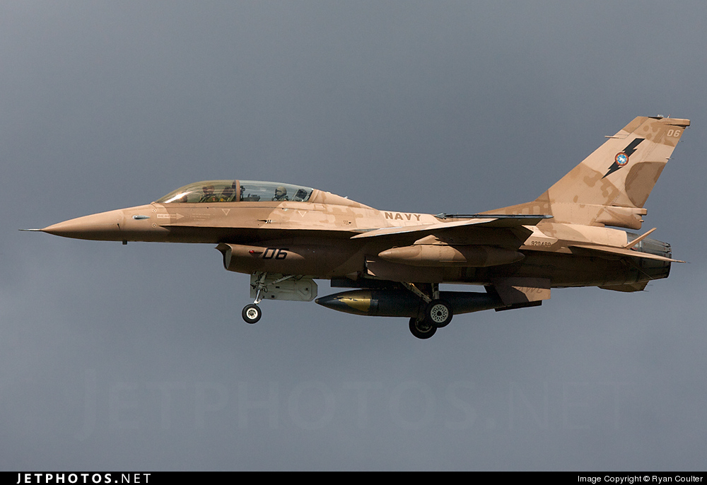 Photo of 920460 Lockheed Martin F-16B Fighting Falcon by Ryan Coulter