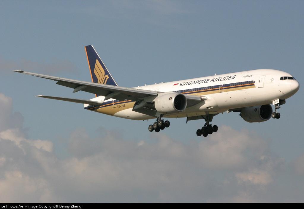 Photo of 9V-SQB Boeing 777-212(ER) by Benny Zheng