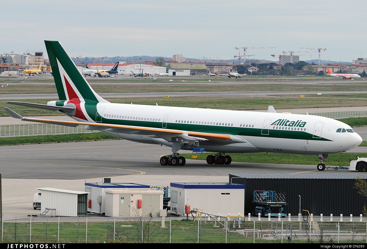 Photo of F-WWKY Airbus A330-202 by DN280