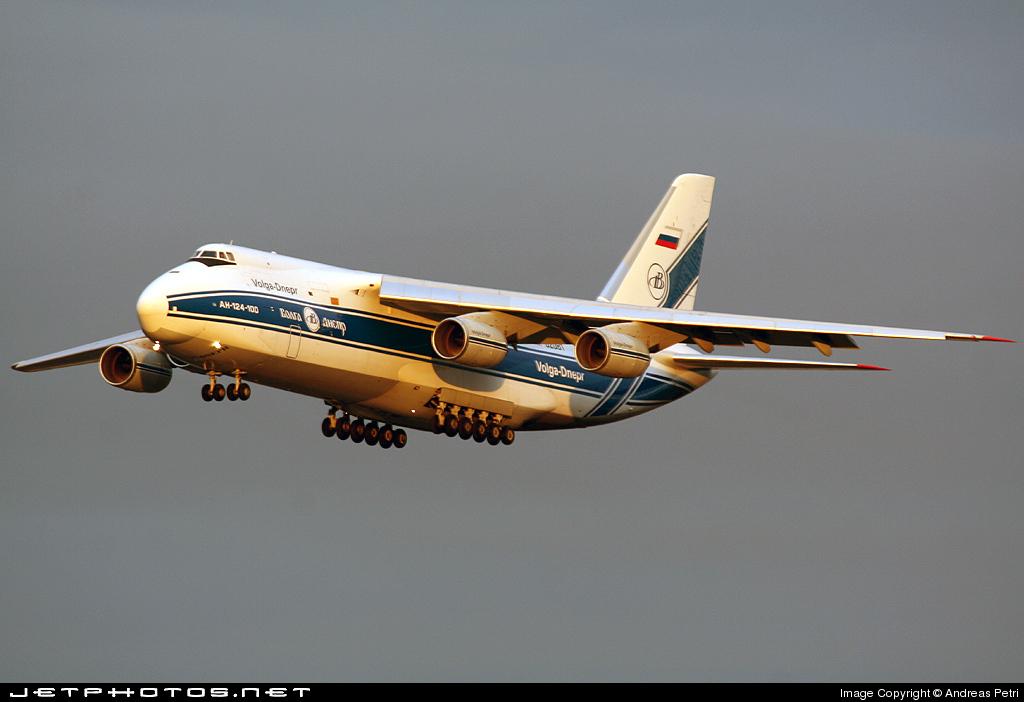 Photo of RA-82081 Antonov An-124-100 Ruslan by Andreas Petri