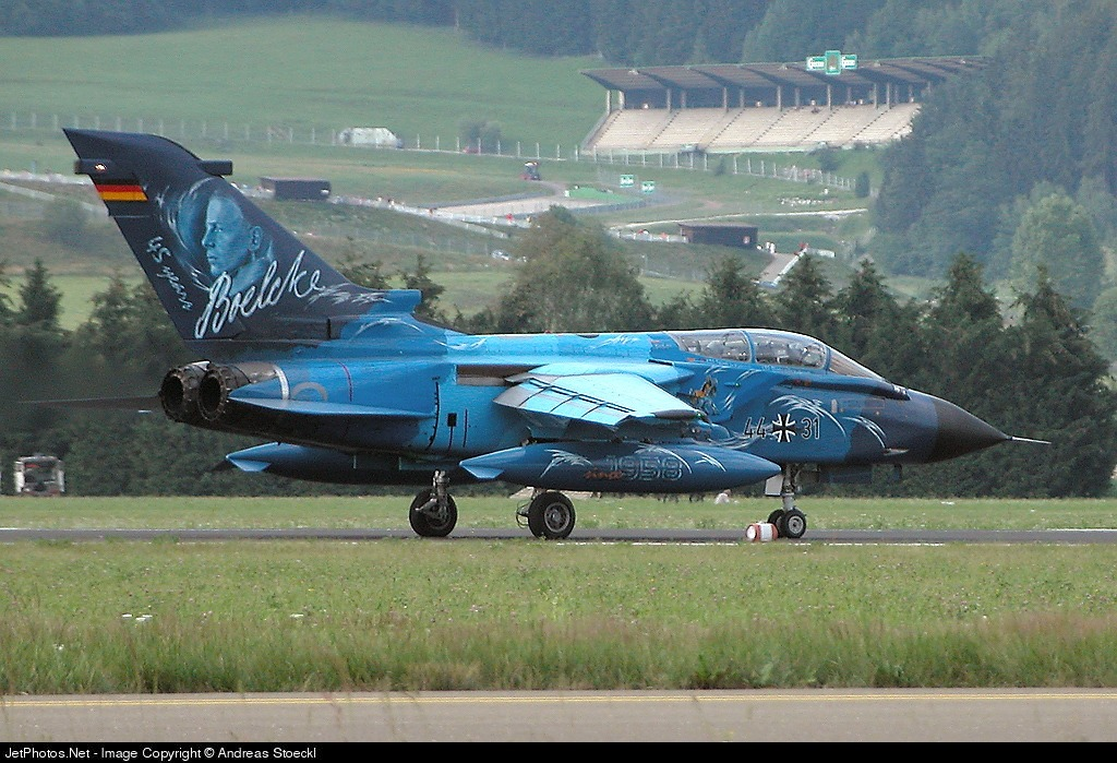 Photo of 44-31 Panavia Tornado IDS by Andreas Stoeckl