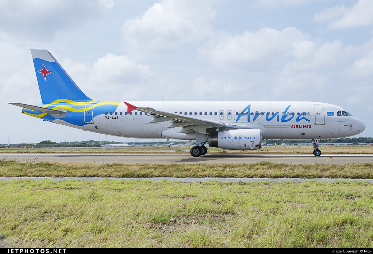 Photo of P4-AAA Airbus A320-232 by Nito