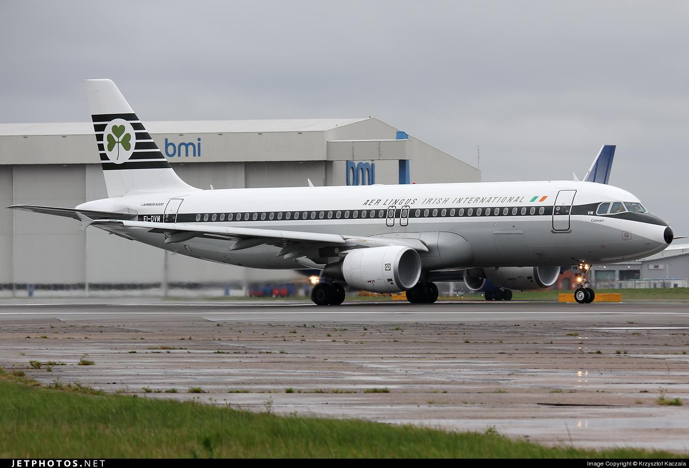 Photo of EI-DVM Airbus A320-214 by Krzysztof Kaczala