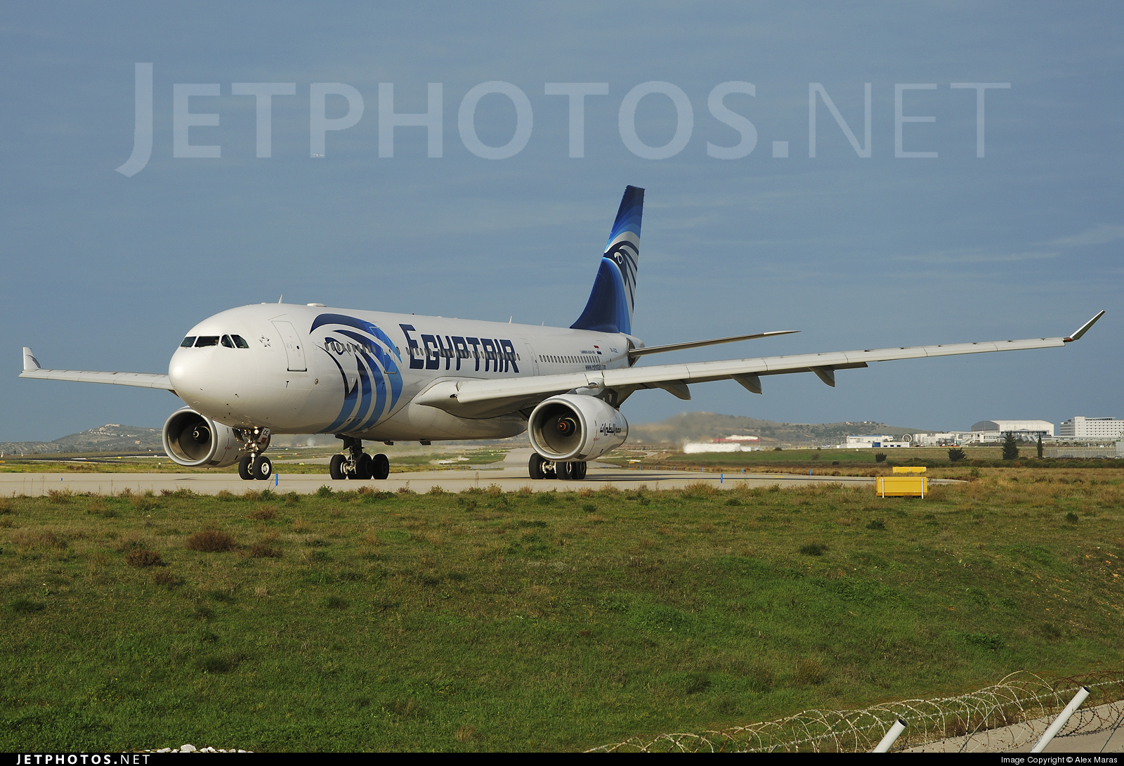 Photo of SU-GCE Airbus A330-243 by Alex Maras
