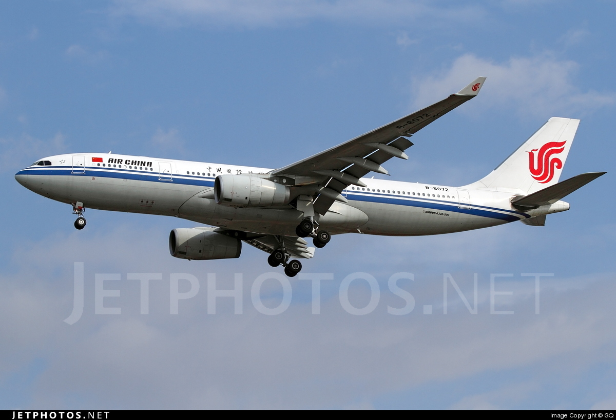 Photo of B-6072 Airbus A330-243 by GQ
