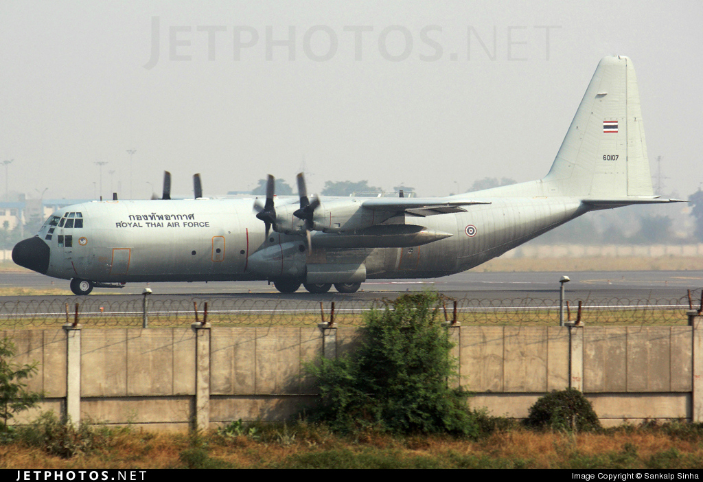 Photo of L8-7/33 Lockheed C-130H-30 Hercules by Sankalp Sinha