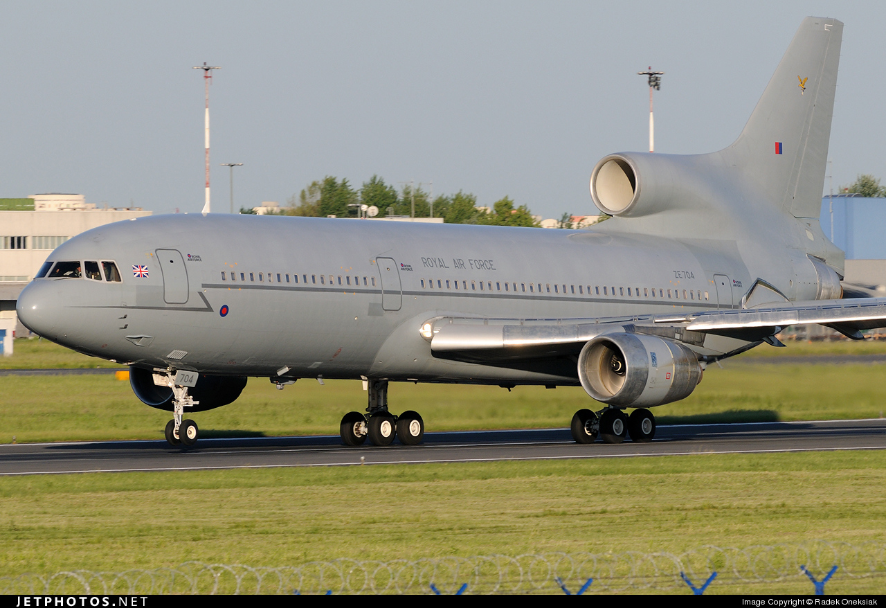 Photo of ZE704 Lockheed Tristar C.2 by Radek Oneksiak