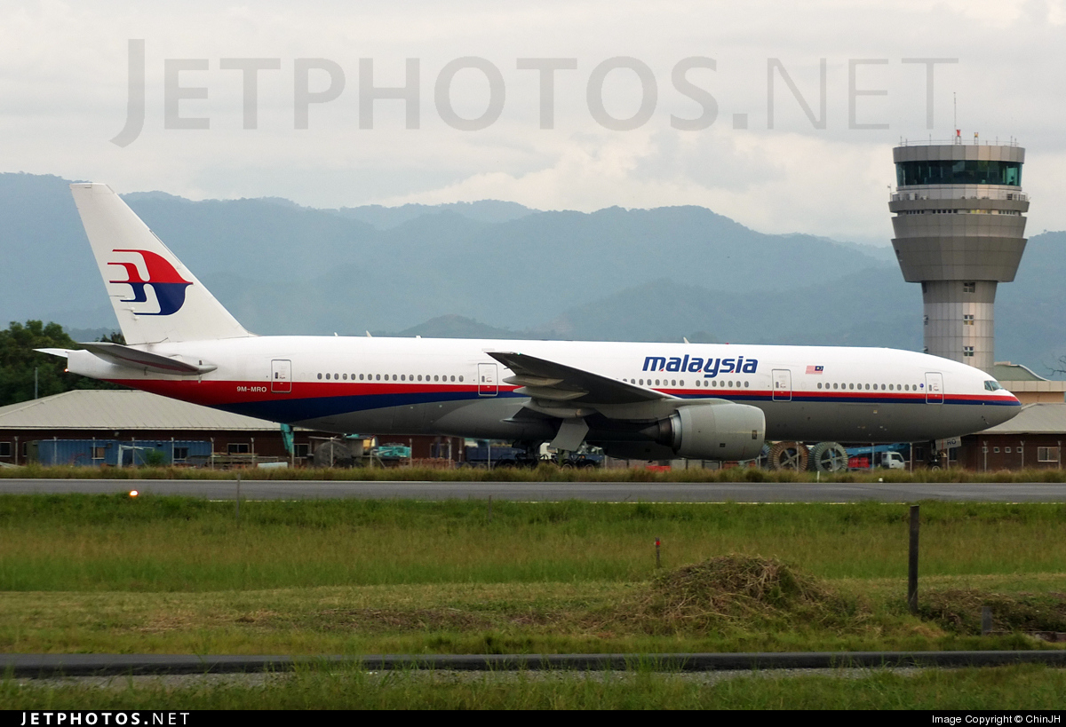 Photo of 9M-MRO Boeing 777-2H6(ER) by ChinJH