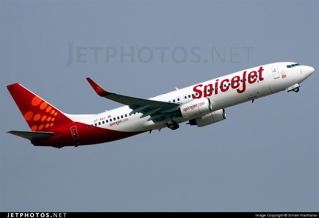 Photo of VT-SGJ Boeing 737-86J by Sriram Hariharan