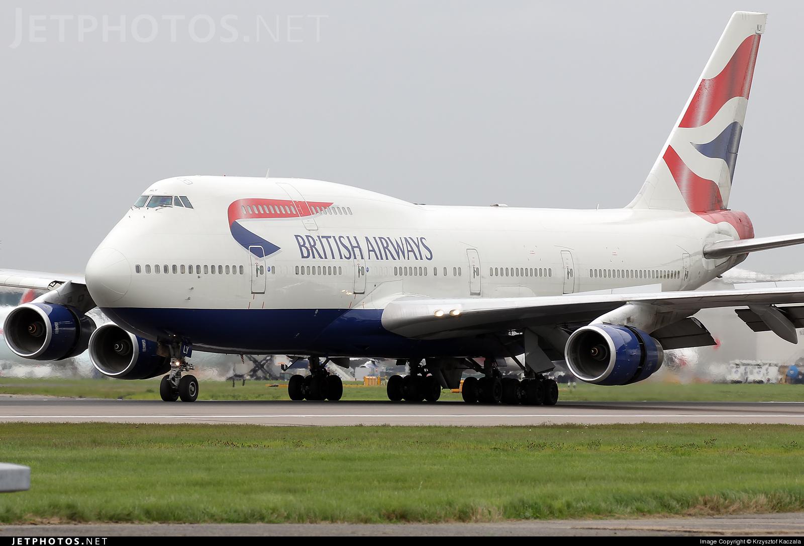 Photo of G-BNLY Boeing 747-436 by Krzysztof Kaczala