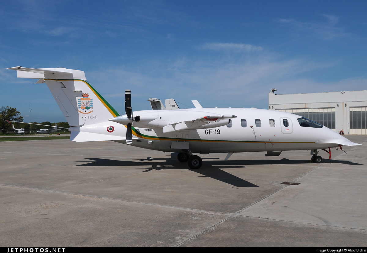 Photo of MM62249 Piaggio P-180AM Avanti by Aldo Bidini