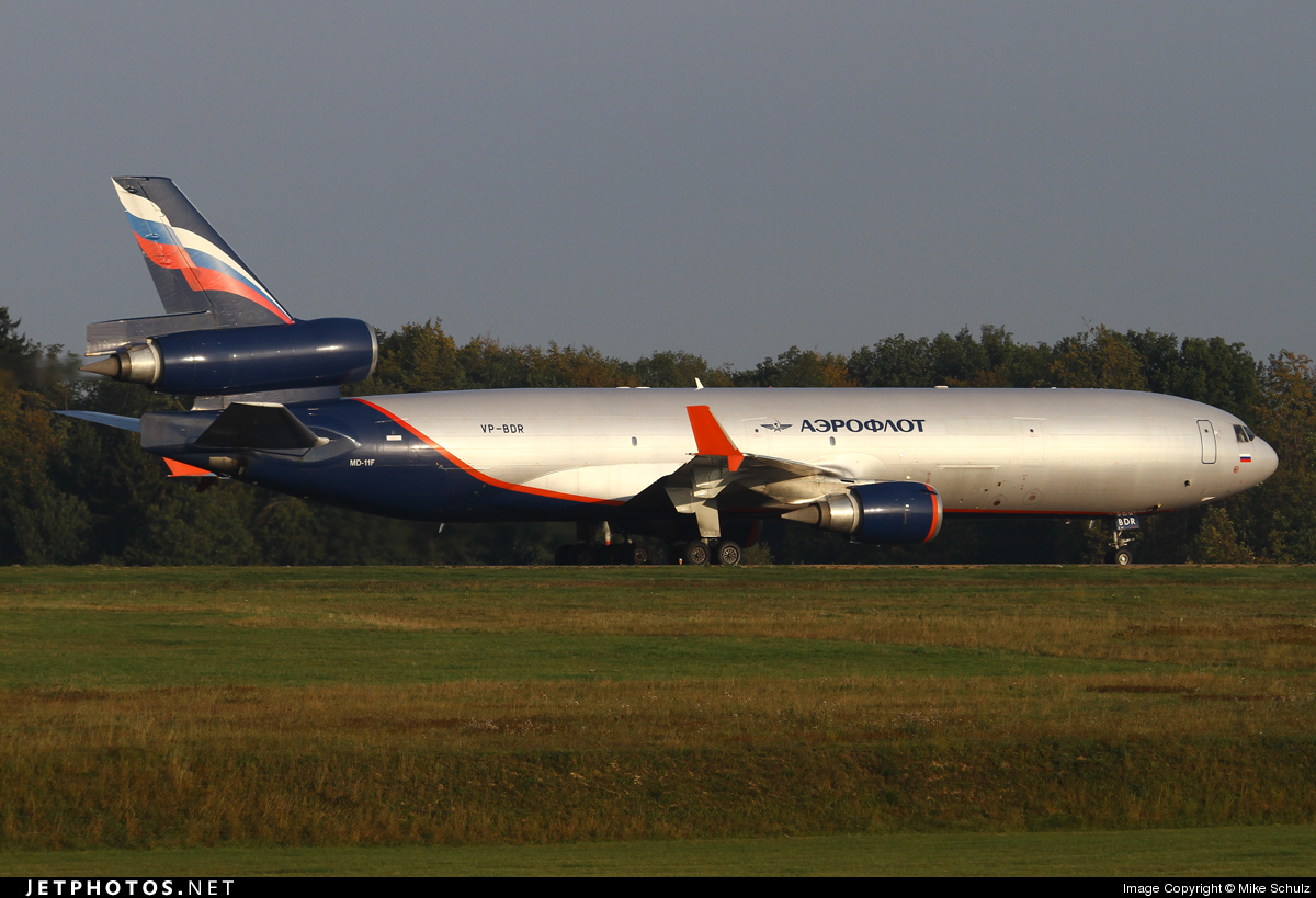 Photo of VP-BDR McDonnell Douglas MD-11(F) by Mike Schulz