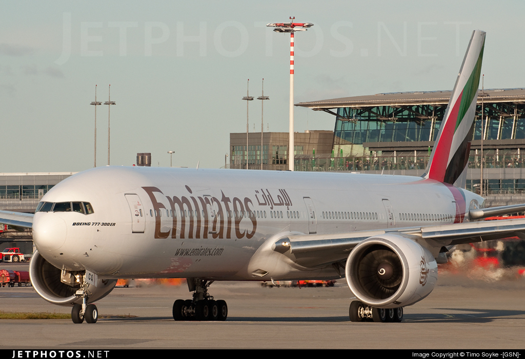 Photo of A6-ECQ Boeing 777-31HER by Timo Soyke -[GSN]-