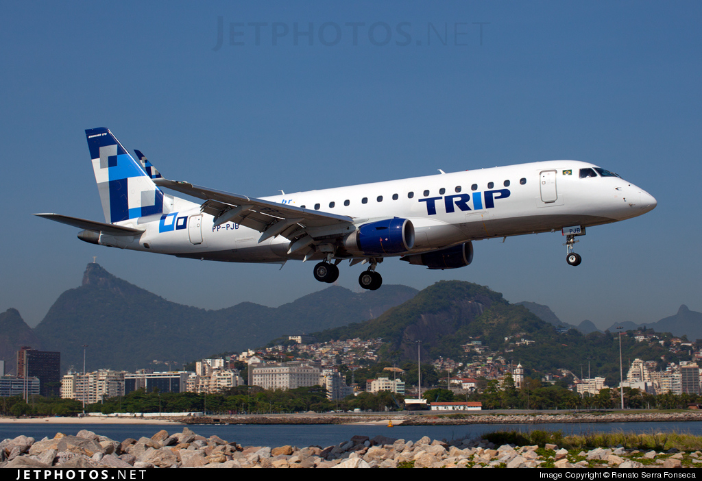 Photo of PP-PJB Embraer 170-200LR by Renato Serra Fonseca - AirTeamImages