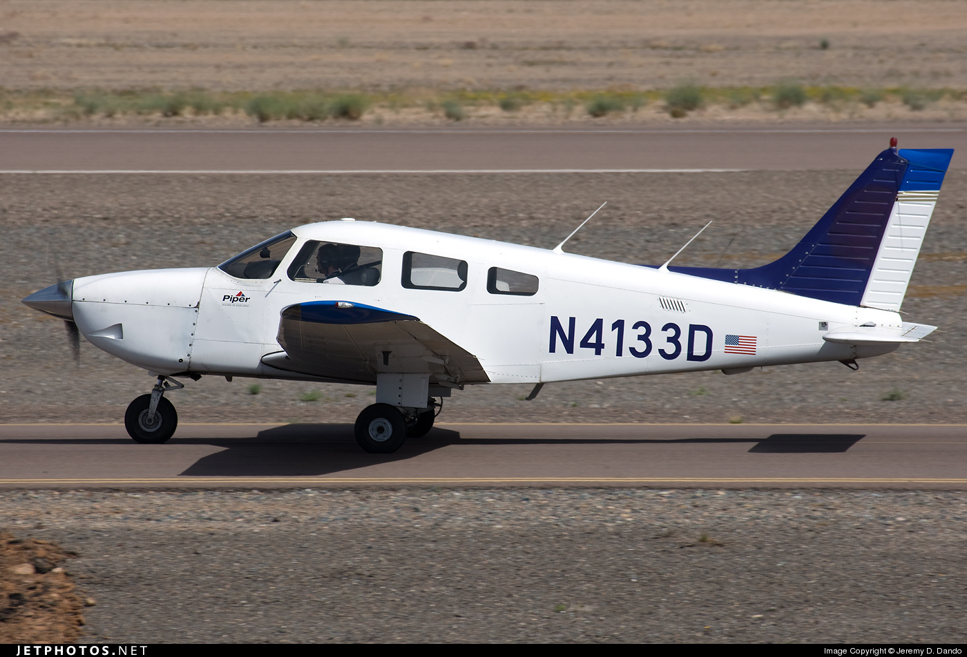 Photo of N4133D Piper PA-28-181 Archer III by Jeremy D. Dando