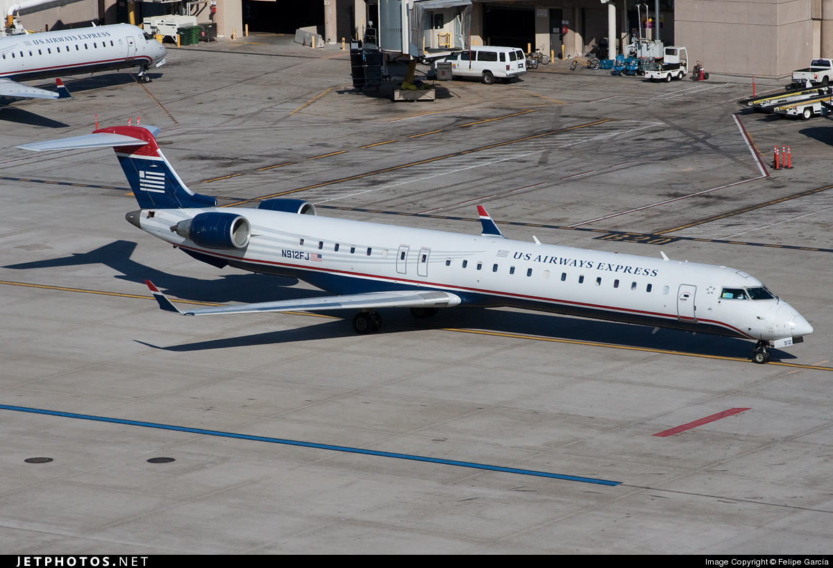 Photo of N912FJ Bombardier CRJ-900ER by Felipe García