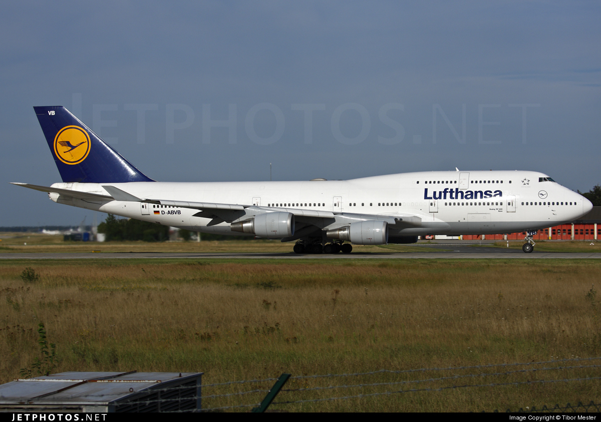 Photo of D-ABVB Boeing 747-430 by Tibor Mester