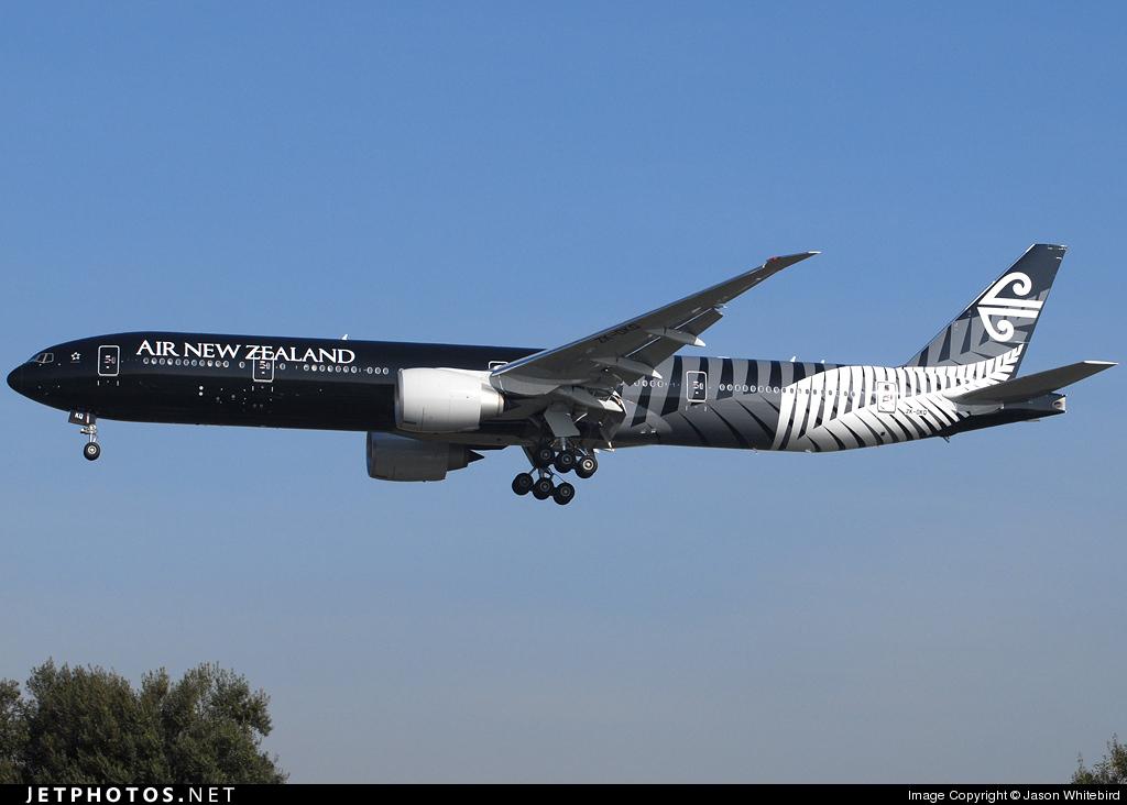 Photo of ZK-OKQ Boeing 777-319ER by Jason Whitebird