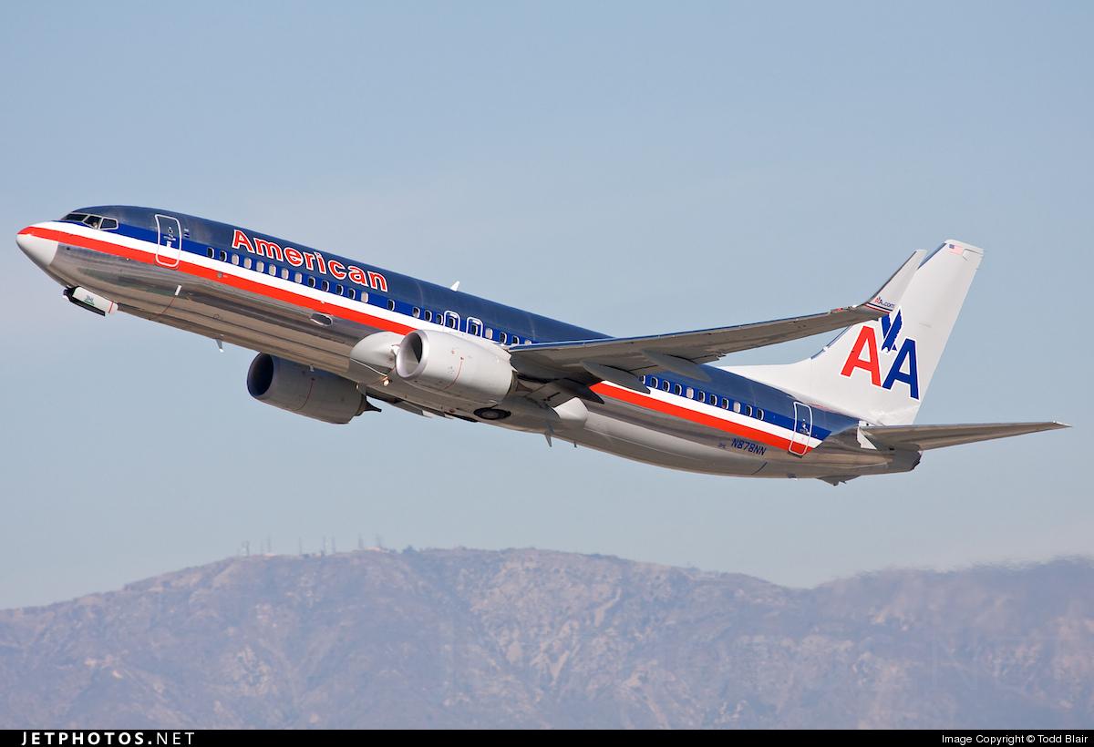 Photo of N878NN Boeing 737-823 by Todd Blair