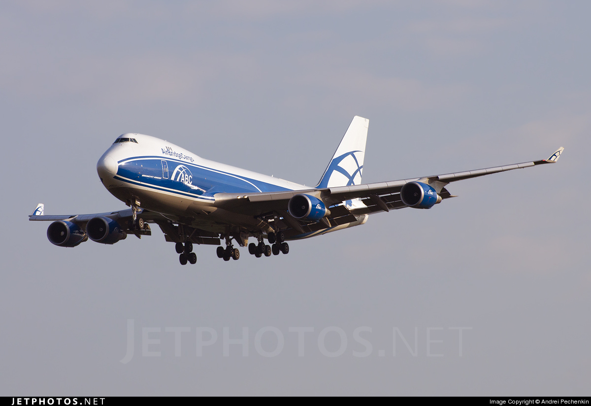 Photo of VQ-BFX Boeing 747-428ERF by Andrei Pechenkin