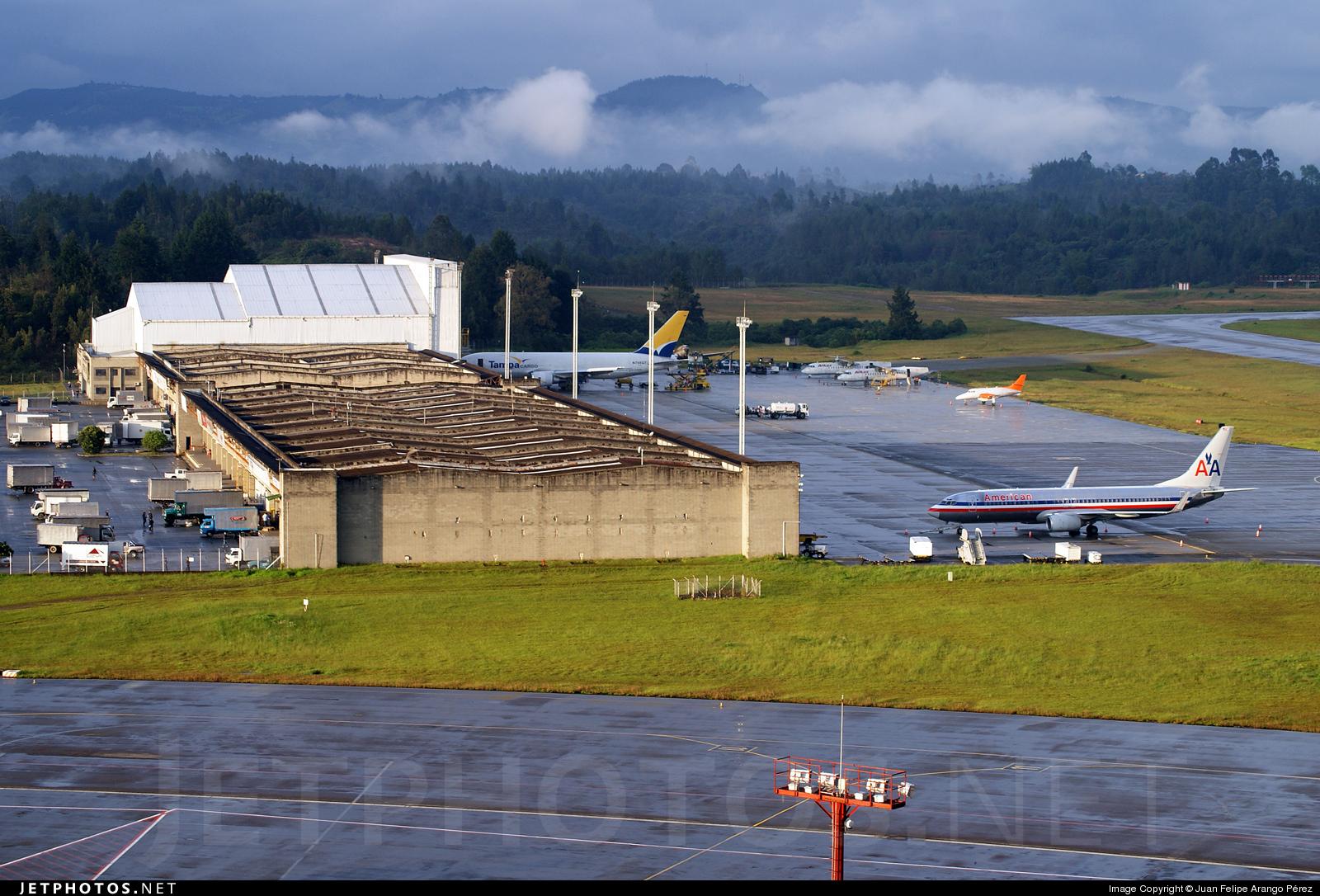 Photo of SKRG Airport by Juan Felipe Arango Pérez