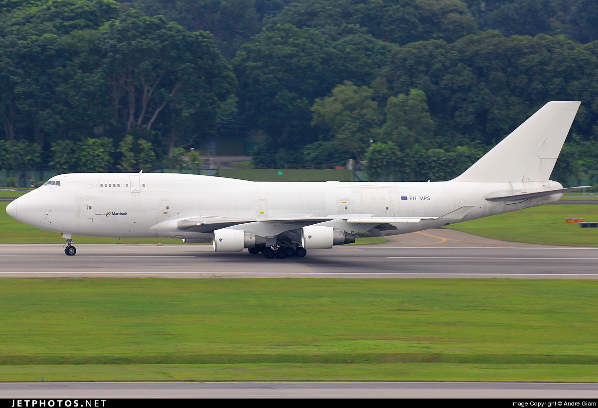 Photo of PH-MPS Boeing 747-412(BCF) by Andre Giam